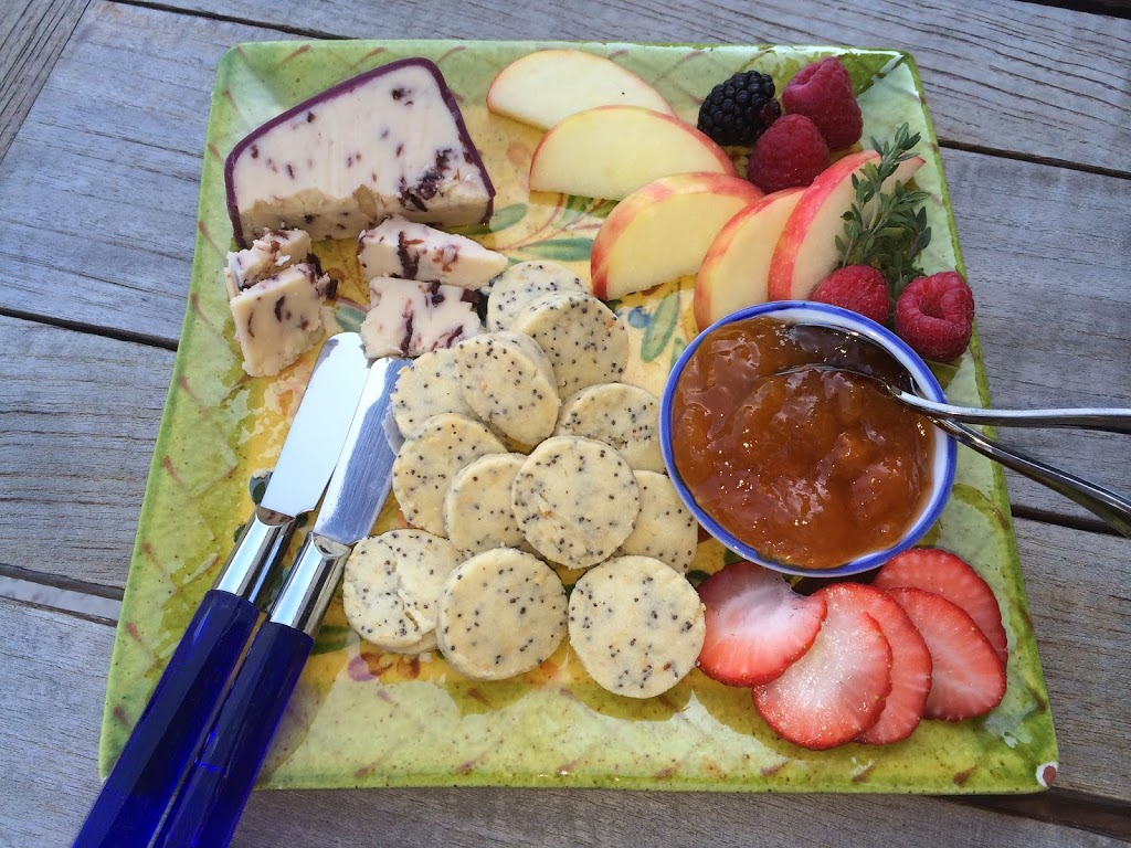 Serving Ideas for Savory Shortbread