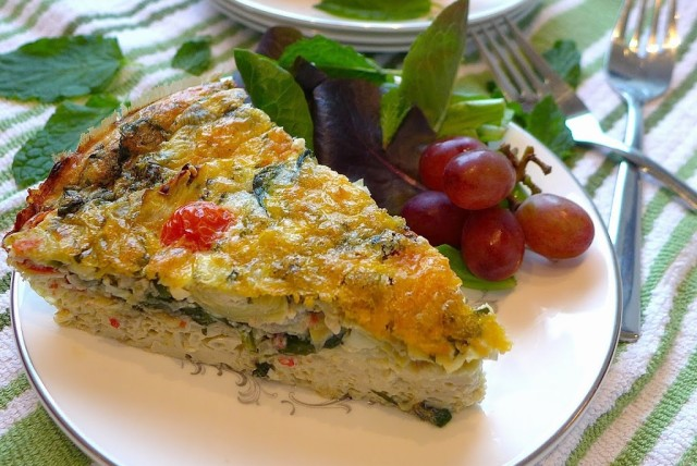 Greek Frittata