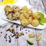 Two Bite Coconut Macaroons: Mini Chocolate Chip or Pineapple Lime