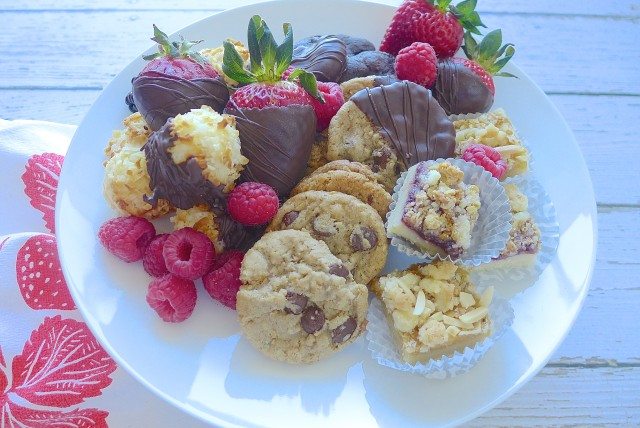 Two Bite Dessert Ideas
