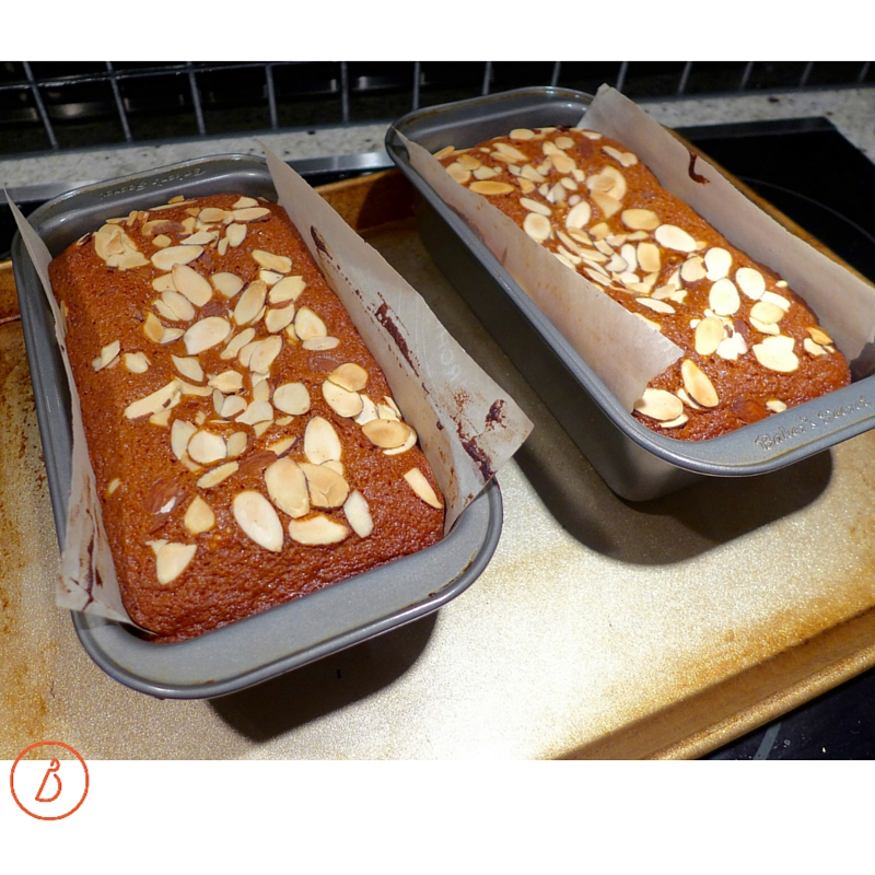 Allow honey cakes to cool. The flavor deepens over time and is even better on day 2.