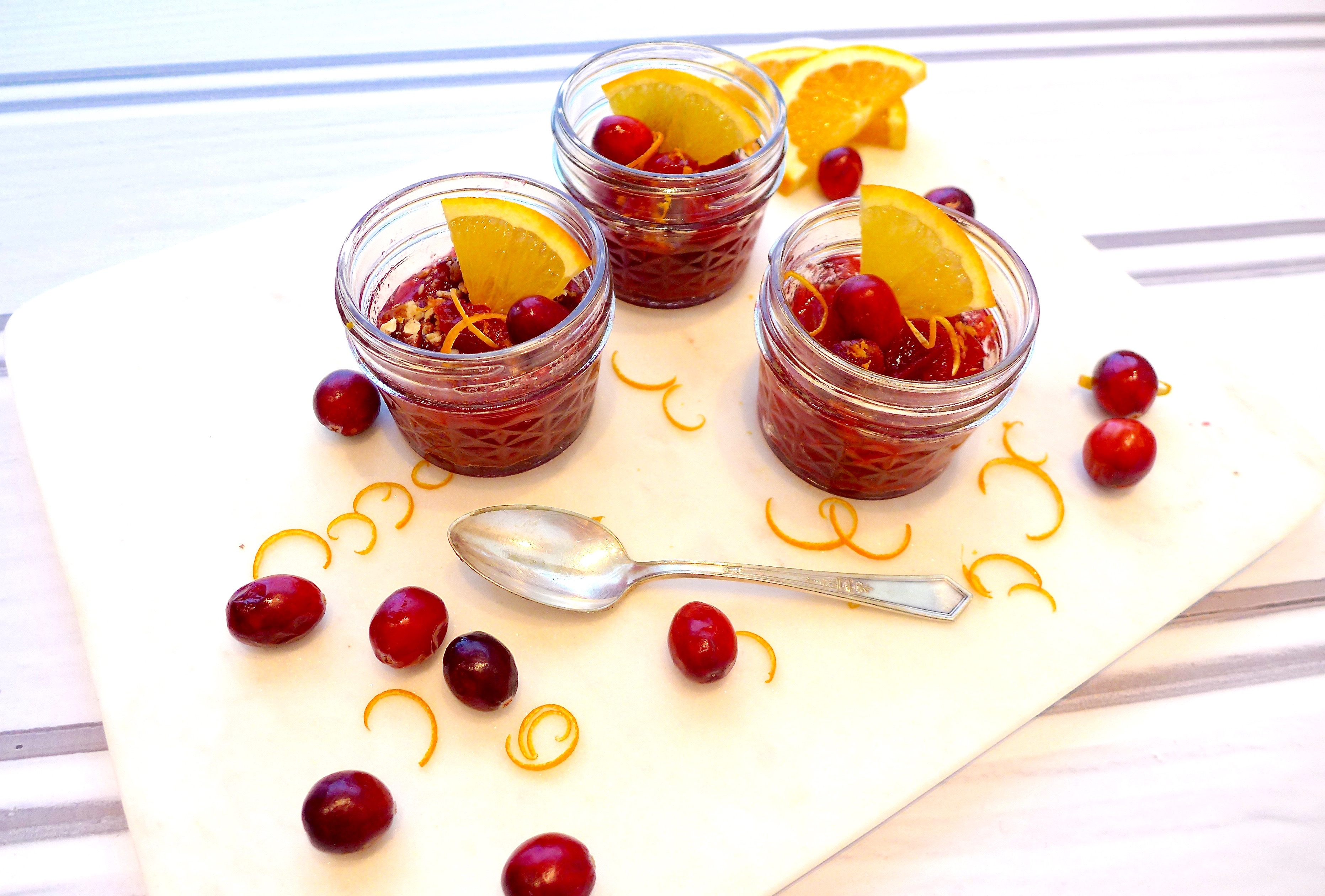 Chunky Cranberry Sauce at diginwithdana.com
