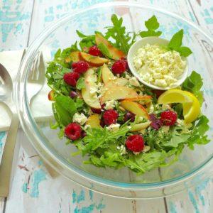 Fruity Greek Salad