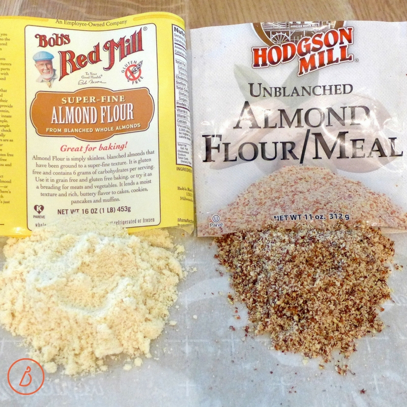 "Extra fine almond flour produces a pale, fine crumbed bread while almond meal yields a dark, coarse textured, ""seed-like"" bread. Almond Flour and Honey Sandwich Bread recipe and helpful tips at digiinwithdana.com"