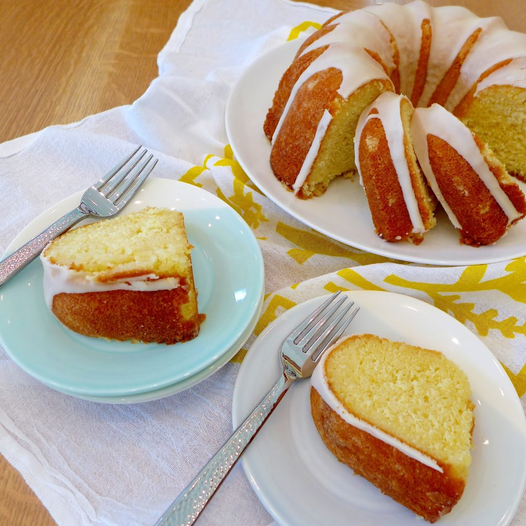Lemon Buttermilk Pound Cake Dig In With Dana